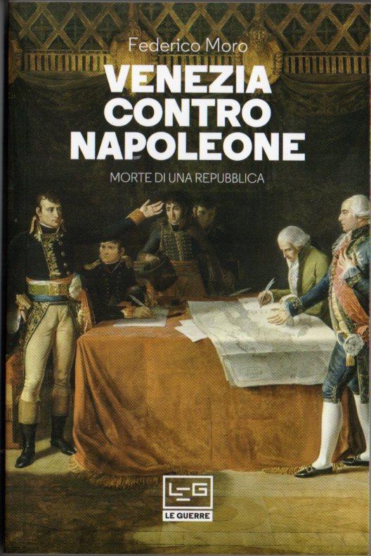 Federico Moro, Venezia contro Napoleone - cover